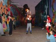 Circo no Beco